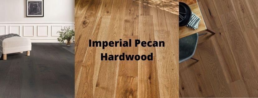 Imperial Pecan Hardwood Flooring Makes a Statement
