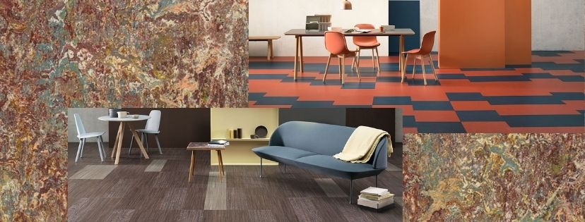 Discover Marmoleum, a Sustainable Flooring Product Designers Love