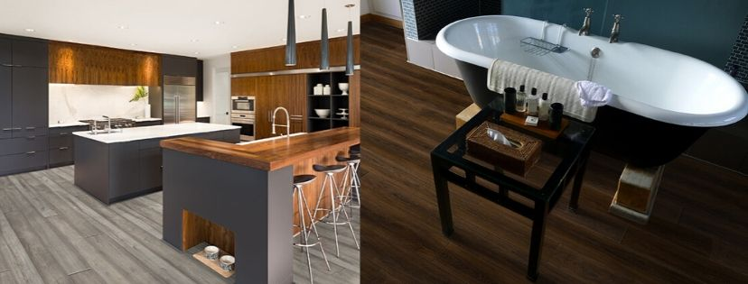 New Public House and Skyview Series SPC from Johnson Hardwood