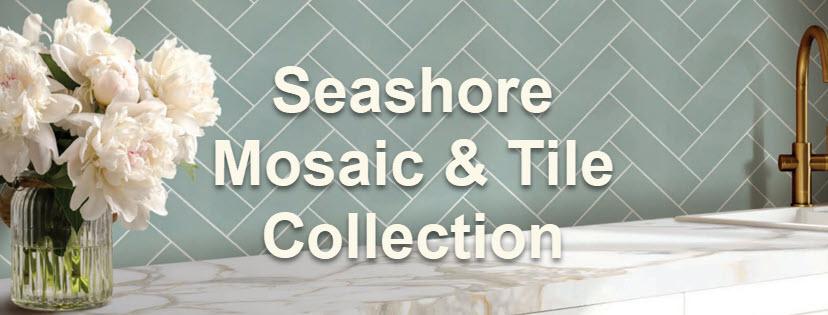 Seashore Ceramic Tile & Mosaics From Genrose