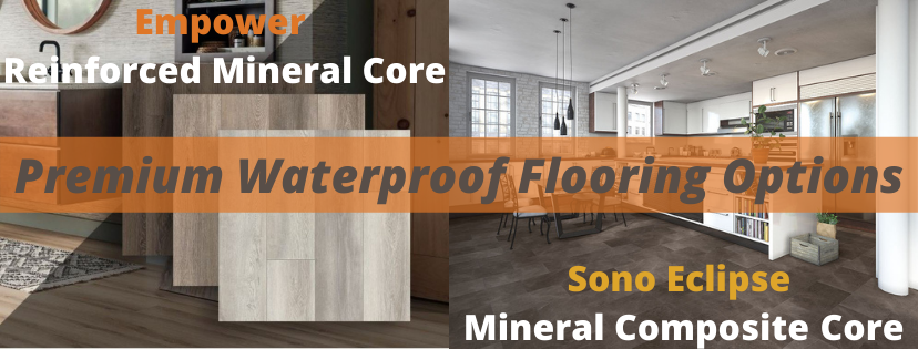 Premium Waterproof Flooring From Sono Eclipse, Armstrong Empower