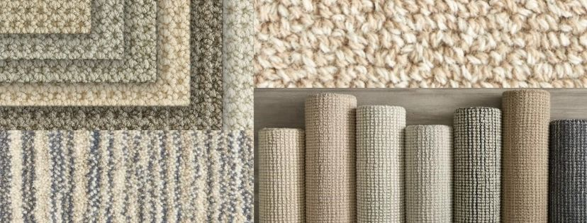 The Stanton Hibernia Collection: 100% Gorgeous Wool Carpet