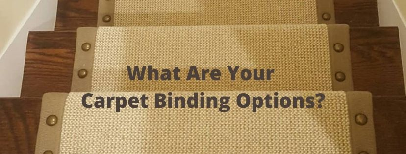 Selecting the Right Binding Option For Your Custom Rug